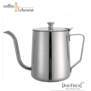 Joe Frex Silver Drip Kettle - 1000ml