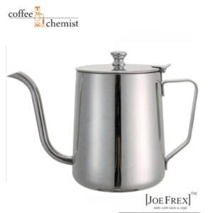 Joe Frex Silver Drip Kettle - 1000ml