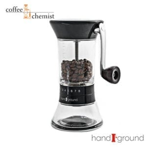 Hand Ground Precision Manual Coffee Grinder