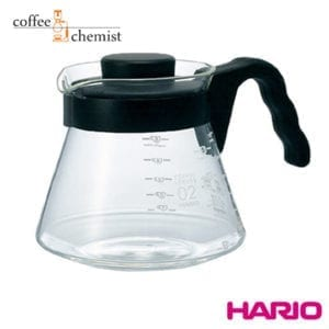 Hario V60 Glass Coffee Server 02