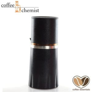Coffee Essentials All-in-One Grinder-Filter-Mug