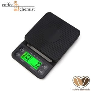 Coffee Essentials Coffee Scale with Timer