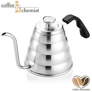 Coffee Essentials Kettle with built in Thermometer