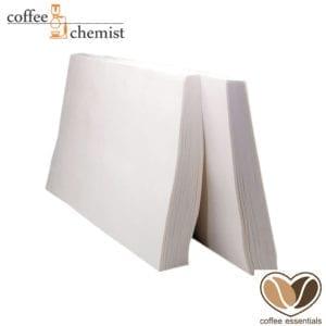 Coffee Essentials Square Filter Paper